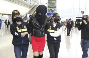 Απέναντι σε έναν σκληρό εισαγγελέα το μοντέλο με την κοκαΐνη στο Χονγκ Κονγκ