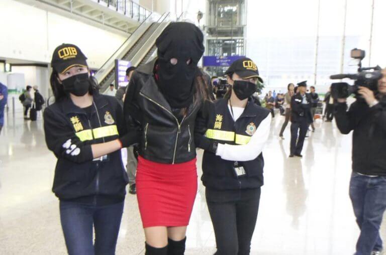 Απέναντι σε έναν σκληρό εισαγγελέα το μοντέλο με την κοκαΐνη στο Χονγκ Κονγκ | Newsit.gr