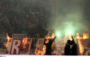 Παναθηναϊκός – Ολυμπιακός 0-1 ΤΕΛΙΚΟ: Οριστική διακοπή του αγώνα!