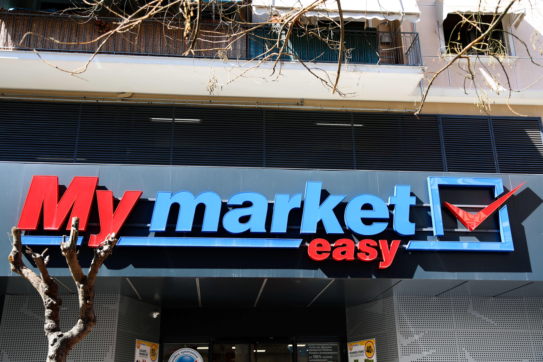 Μπαράζ επιθέσεων σε 13 My Market τα ξημερώματα