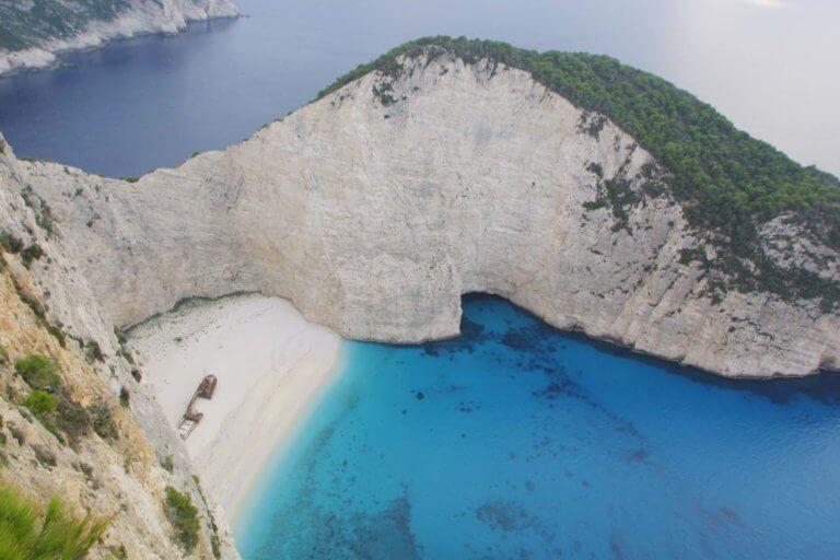 """Ζάκυνθος: Κλείνουν το """"Ναυάγιο"""" – Η απόφαση του λιμεναρχείου για τη διασημότερη παραλία της χώρας!"""