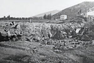 Οι υπέροχες κρήνες της παλιάς Αθήνας