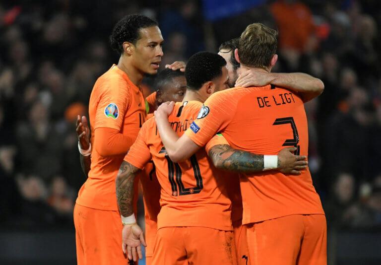 Προκριματικά Euro 2020: Σαρωτική η Ολλανδία! Νίκη για Βέλγιο – video