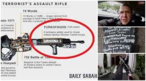 Νέα Ζηλανδία: «Λεύκωμα μίσους» τα όπλα του μακελάρη! Χίτλερ, ναζισμός, παράνοια