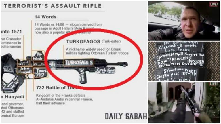 Νέα Ζηλανδία: «Λεύκωμα μίσους» τα όπλα του μακελάρη! Χίτλερ, ναζισμός, παράνοια | Newsit.gr