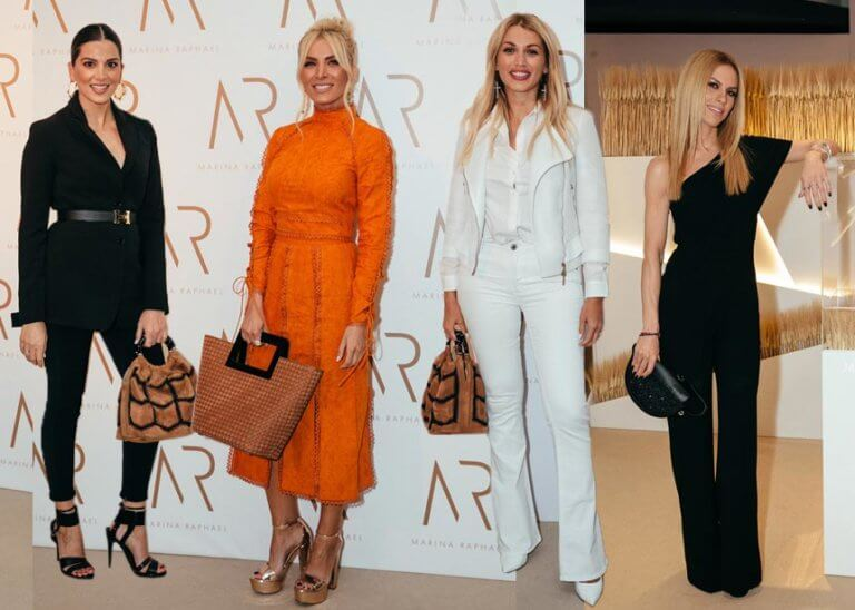 Μαρίνα Ραφαήλ: Οι celebrities στο fashion event της γόνου της οικογένειας Swarovski!