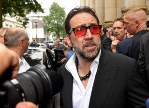 Nicolas Cage: Διαζύγιο τέσσερις μέρες μετά τον γάμο του!