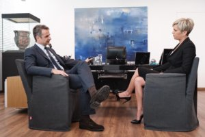 Εκλογές 2019: Υποψήφια με τη ΝΔ η δικηγόρος Σοφία Νικολάου