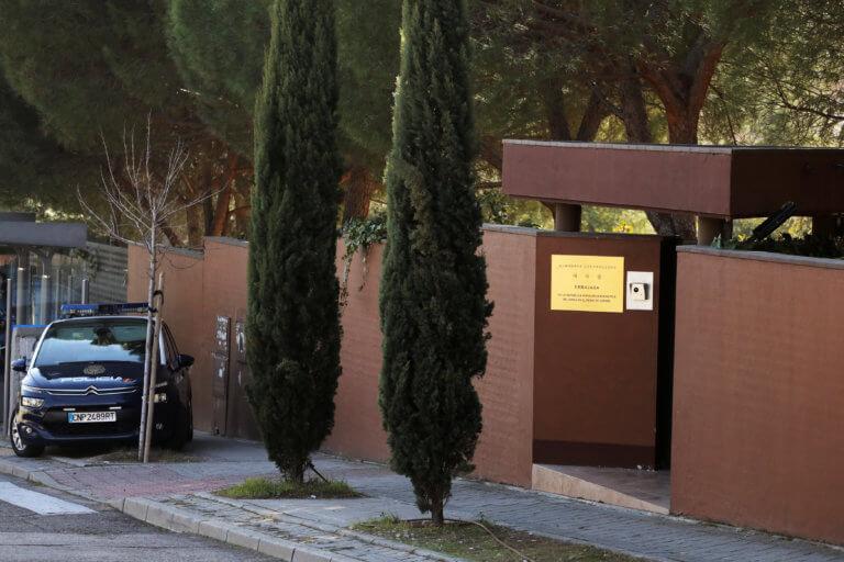 Κατασκοπικό θρίλερ! Εισβολή μυστήριο στην πρεσβεία της Βόρειας Κορέας στη Μαδρίτη
