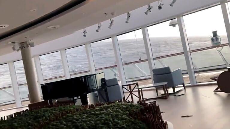 Νορβηγία: Παραλίγο νέος Τιτανικός! Το χρονικό του θρίλερ στα κύματα για το Viking Sky