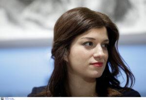 """""""Κόλαφος"""" Νοτοπούλου κατά του συνυποψήφιού της Νίκου Ταχιάου"""