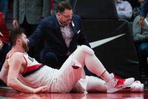 Σοκαρισμένο το NBA για τον φρικιαστικό τραυματισμό του Νούρκιτς! – videos