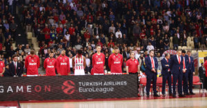 Θανάσης Γιαννακόπουλος: Ενός λεπτού σιγή στο ΣΕΦ πριν το Ολυμπιακός – Μπάγερν Μονάχου