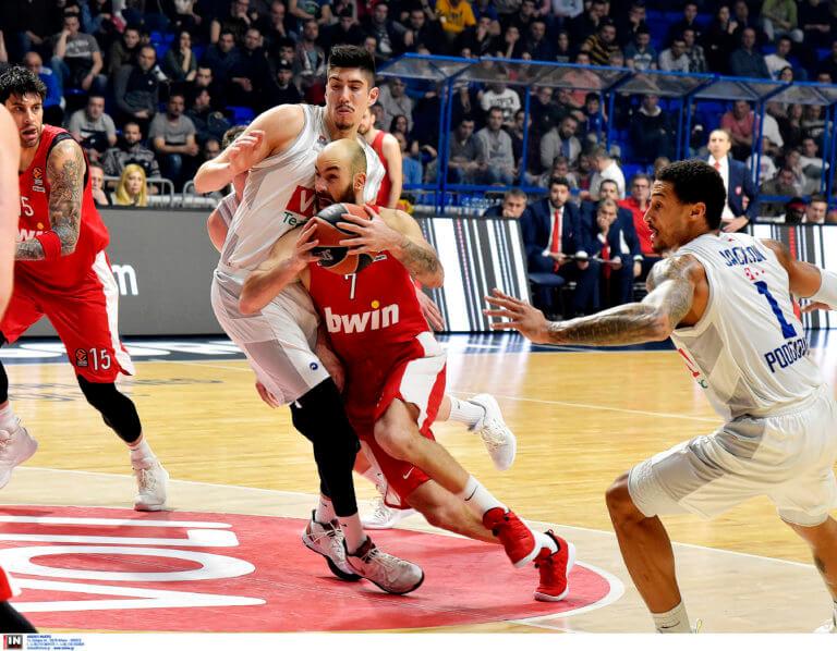 Euroleague: Η κατάταξη! «Σφαγή» για τα πλέι οφ | Newsit.gr
