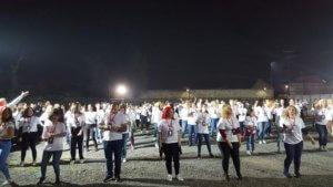 Καρναβαλικός χορός για Γκίνες στην Πάτρα! – video