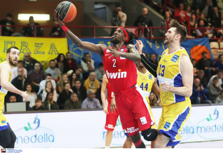 Basket League: Γλίτωσε τη γκέλα ο Ολυμπιακός! Κινδύνευσαν στο Λαύριο οι Πειραιώτες | Newsit.gr