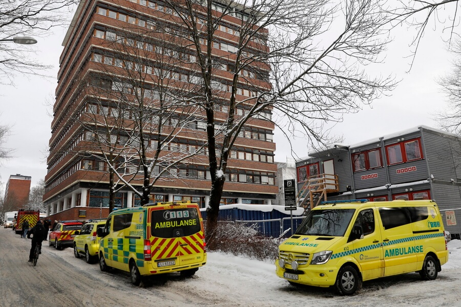 Επίθεση με μαχαίρι σε σχολείο στο Όσλο – Τέσσερις τραυματίες