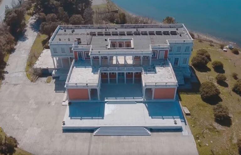 Θεσσαλονίκη: Έτσι είναι σήμερα το θρυλικό «Παλατάκι» της άλλοτε βασιλικής οικογένειας – video