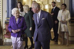 Δυο… ξένες στο ίδιο παλάτι Κέιτ Μίντλετον και Μέγκαν Μαρκλ