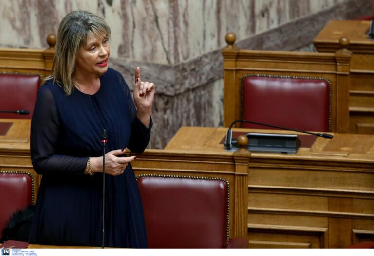 «Πυροβολεί» και η Παπακώστα για τον Ποινικό Κώδικα! | Newsit.gr