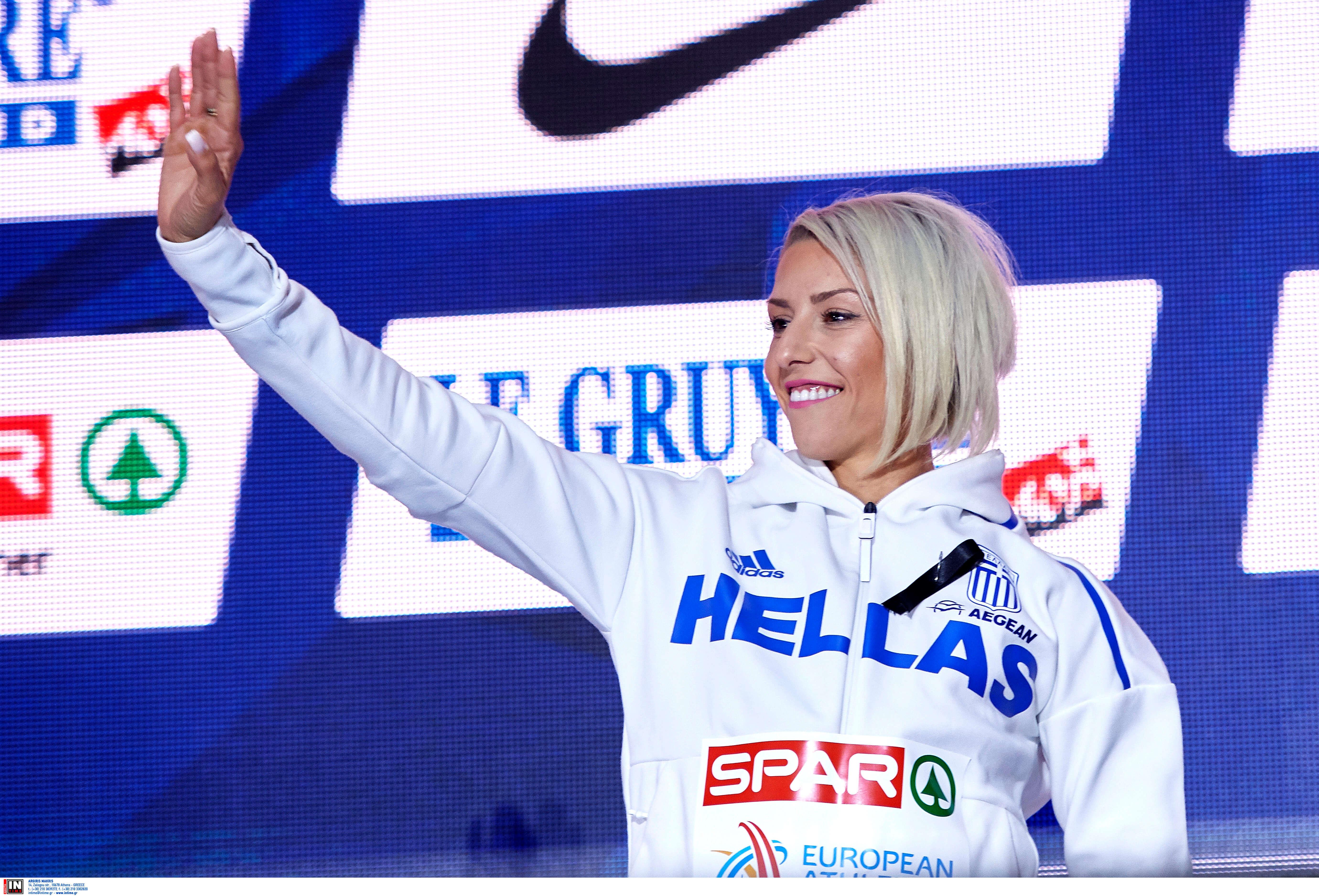 """""""Έπιασε"""" το όριο για τους Ολυμπιακούς Αγώνες του Τόκιο η Παπαχρήστου"""