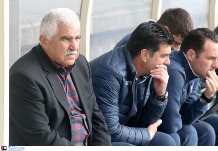 «Βολές» Παράσχου για Ξάνθη! «Παράγοντες έβρισαν τα παιδιά μας» | Newsit.gr