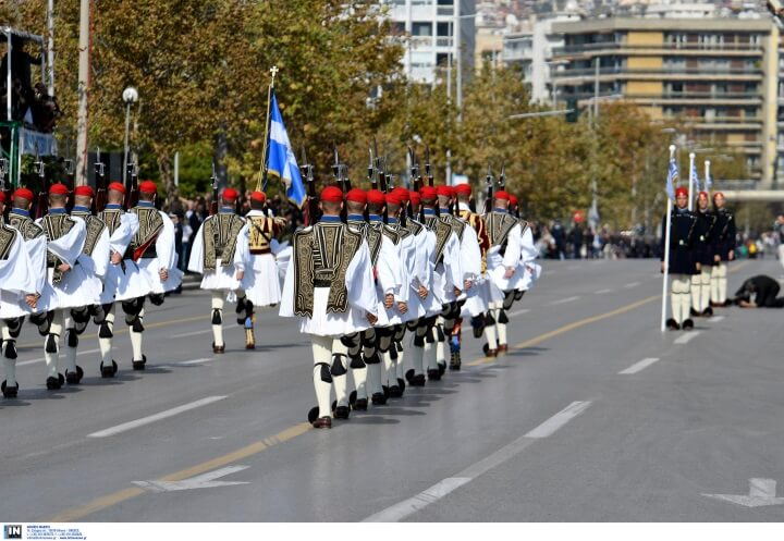 25η Μαρτίου – Παρέλαση: Φόβοι για επεισόδια και όλη η αστυνομία στο πόδι