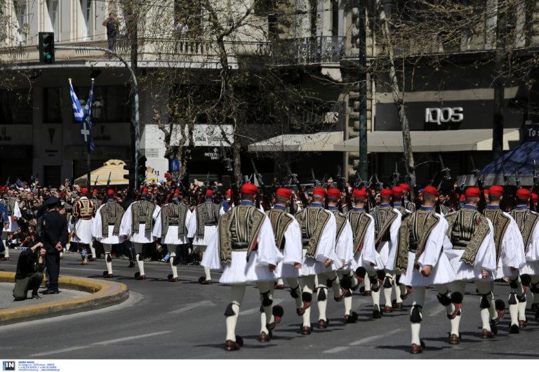 Παρέλαση 25ης Μαρτίου: Όλα όσα έγιναν σήμερα στην Αθήνα [pics, video]