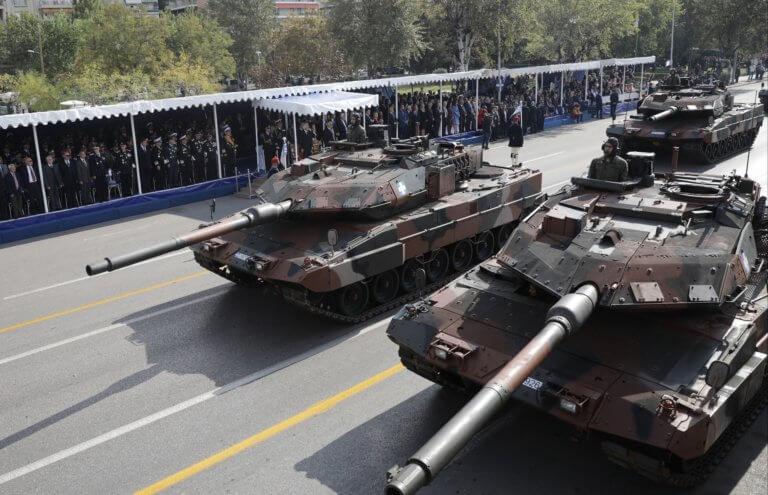 Θεσσαλονίκη – Παρέλαση 25ης Μαρτίου: Οι κυκλοφοριακές ρυθμίσεις