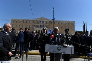 Παυλόπουλος παρέλαση 25 Μαρτίου