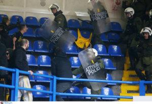 Basket League: Οι ποινές για τα επεισόδια στο Περιστέρι