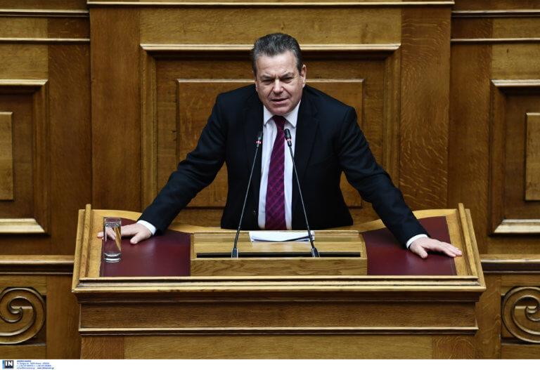 Πετρόπουλος: Τον Απρίλιο οι ρυθμίσεις για 120 δόσεις και συντάξεις χηρείας