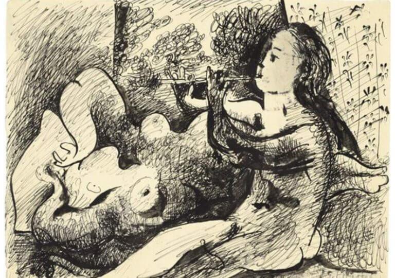 """Στο """"σφυρί"""" έργο του Πικάσο – Ωδή στο πάθος του για την Μαρία-Τερέζα Βάλτερ! (pic)"""