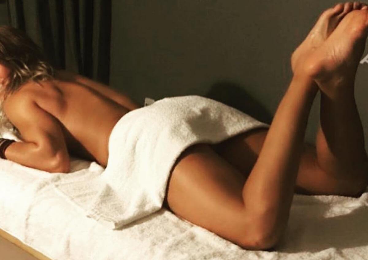 Η σέξι πόζα γνωστής Ελληνίδας σε spa στη Θεσσαλονίκη «έριξε» το Instagram!