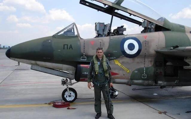 Πιλότος της Πολεμικής Αεροπορίας συγκλονίζει: Ήμουν παράλυτος – Με έσωσε η Παναγία