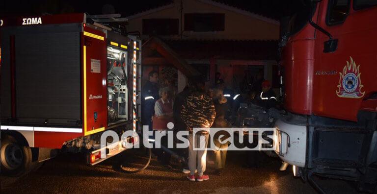 Ηλεία: 65χρονος πυρπολήθηκε μέσα στο σπίτι του! [pics] | Newsit.gr