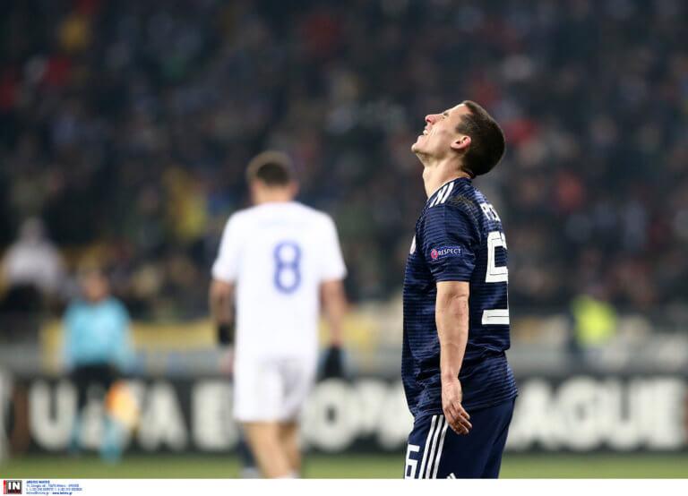 Ολυμπιακός: «Έβαλε τα κλάματα ο Ποντένσε στο δικαστήριο»   Newsit.gr