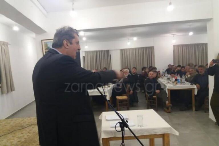 Πολάκης: Θα είμαι και πάλι υποψήφιος στα Χανιά