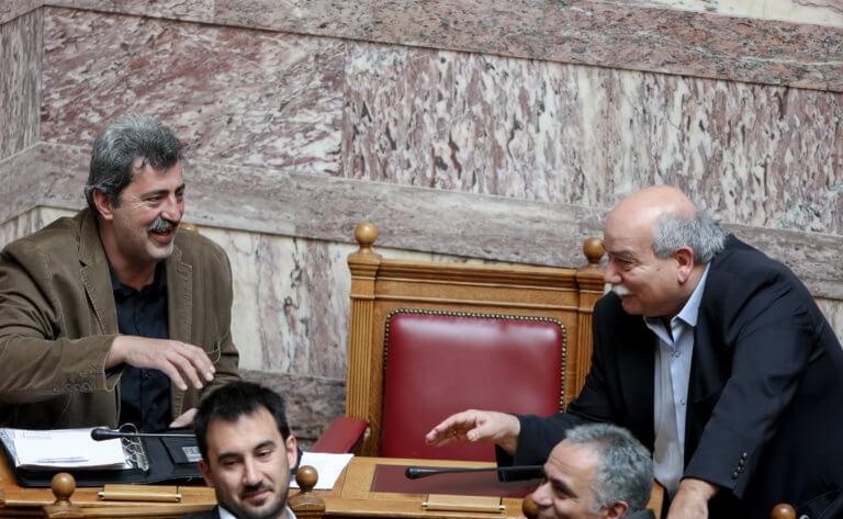 «Άδειασμα» Βούτση σε Πολάκη – «Με το ύφος του δίνει στόχο στην αντιπολίτευση» | Newsit.gr
