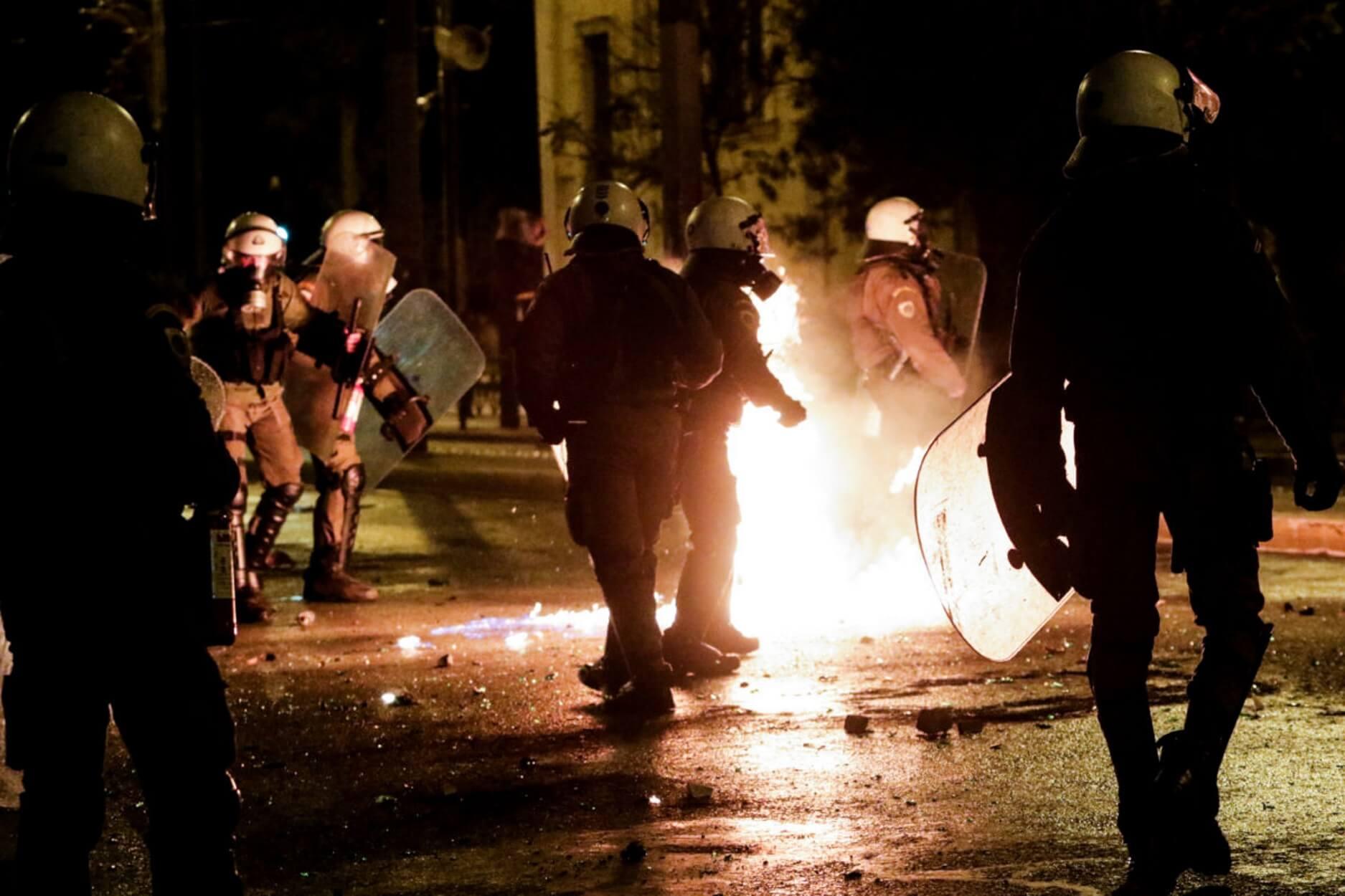 """""""Φρούριο"""" η Αθήνα για το Πολυτεχνείο – 5.000 αστυνομικοί και drones που θα """"σαρώνουν"""" τα πάντα"""