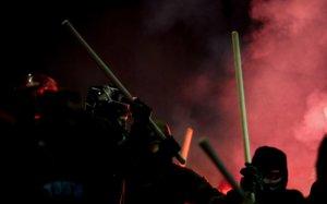 ΝΔ – Χαρακόπουλος: Να φύγει η κυβέρνηση της ανοχής σε χουλιγκάνους και Ρουβίκωνες!
