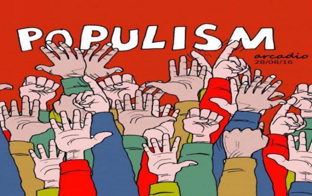Λαϊκισμός: η επιστροφή της πολιτικής;