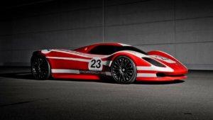 Η Porsche γιορτάζει τα 50α γενέθλια της 917