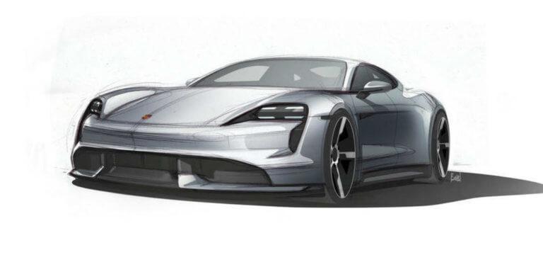 Έτσι θα είναι η έκδοση παραγωγής της Porsche Taycan | Newsit.gr