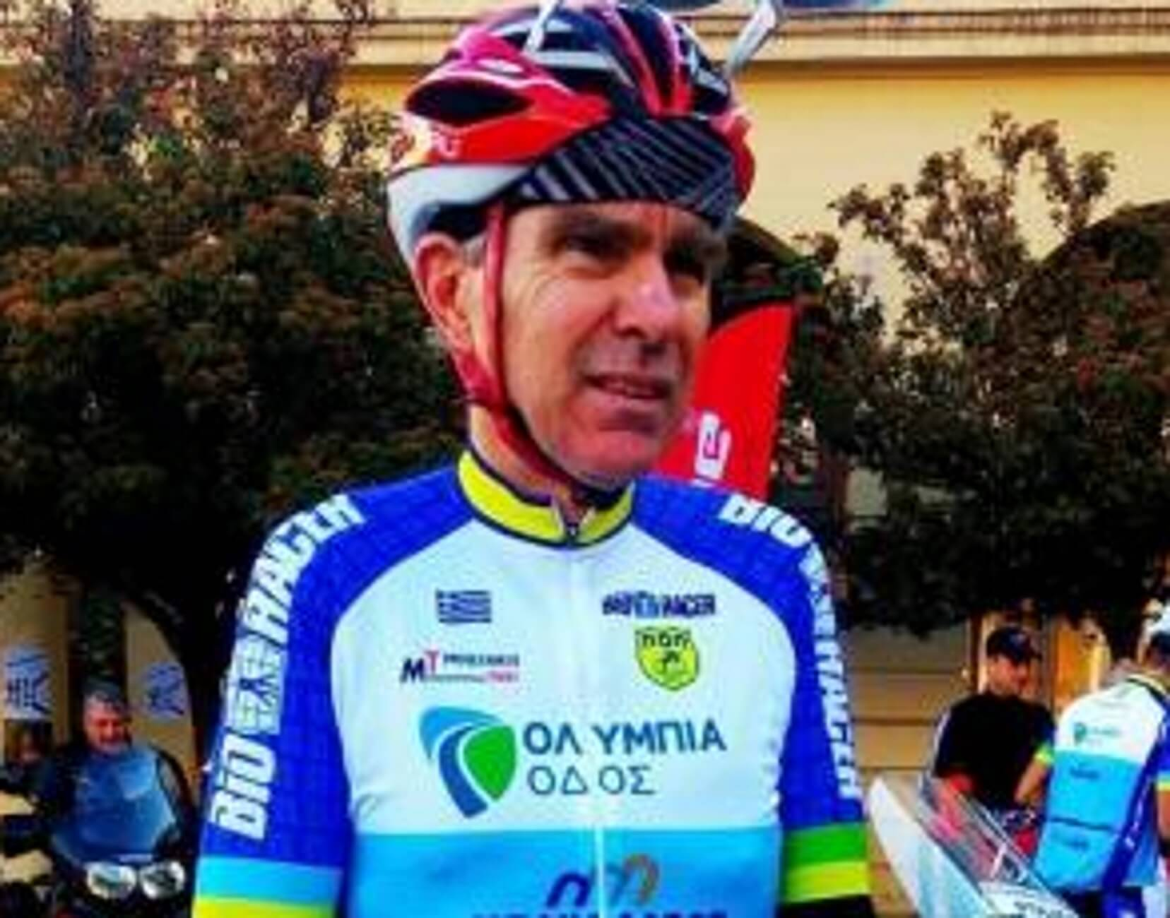 Πάτρα: Μαγνητίζει τα βλέμματα ο Τζέφρι Πάιατ – Ο Αμερικανός πρέσβης ξανά στον ποδηλατικό γύρο – video