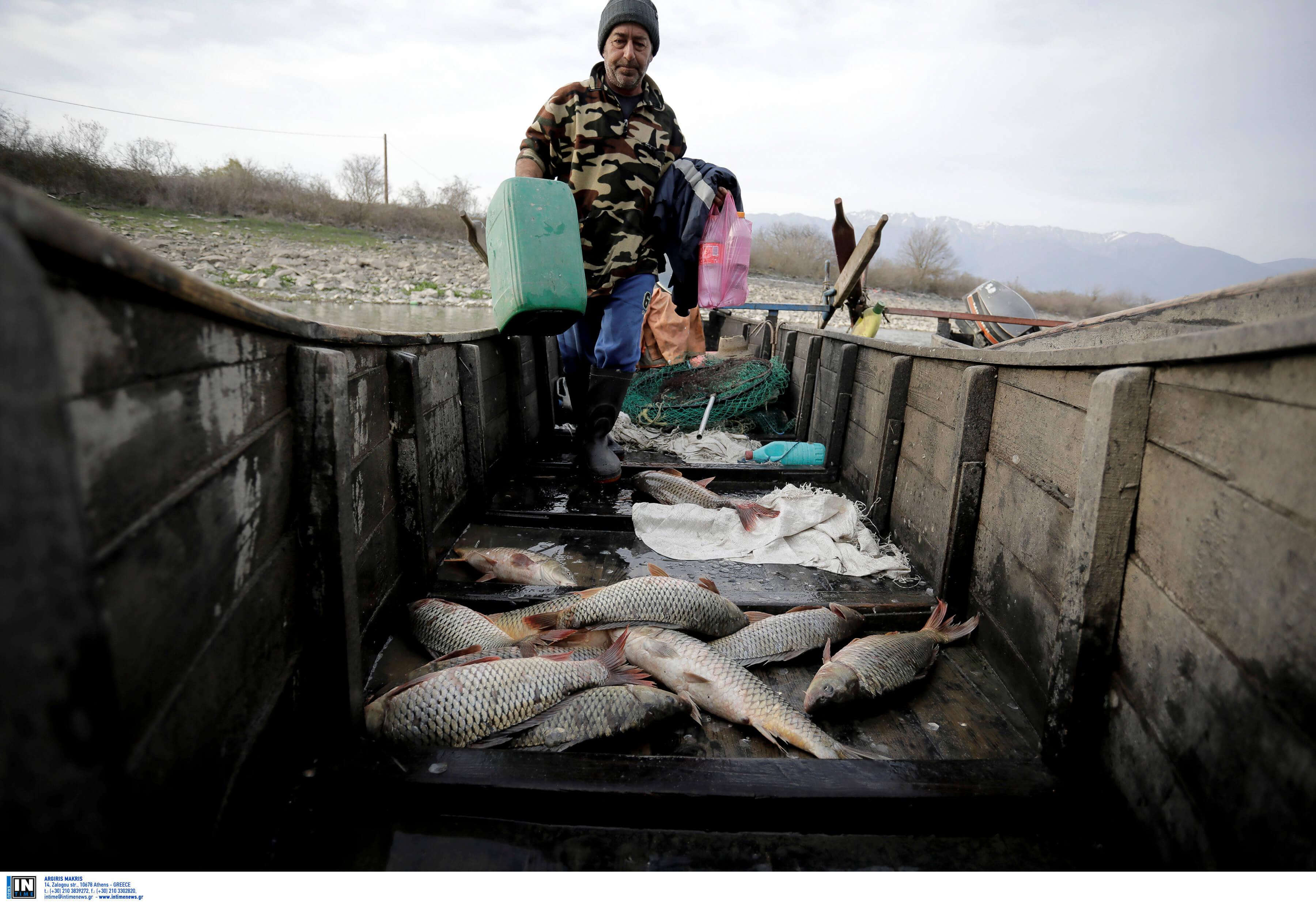 Για ψάρεμα στην λίμνη Κερκίνη…   Newsit.gr