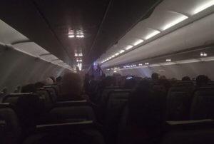 Ρόδος: Μέσα στην πτήση της αγωνίας – Η απόφαση του πιλότου προκάλεσε πανικό στους επιβάτες [pics]