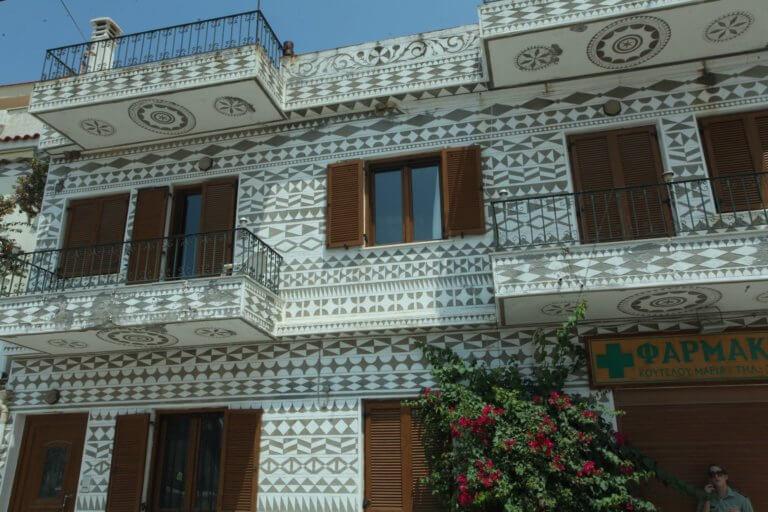 Χίος: Πυργί, το χωριό που μοιάζει εκπληκτικά με κέντημα [vid]