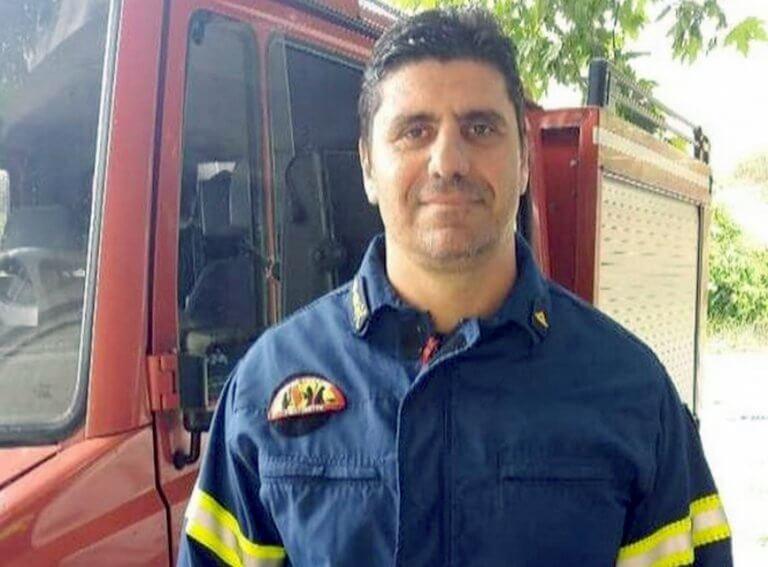 Ένας πυροσβέστης νεκρός και ένας στο νοσοκομείο από φωτιά στη Θεσσαλονίκη!