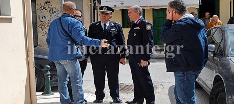 Ζάκυνθος: Συμπλοκή αλλοδαπών σε καφετέρια η αιτία των πυροβολισμών – video